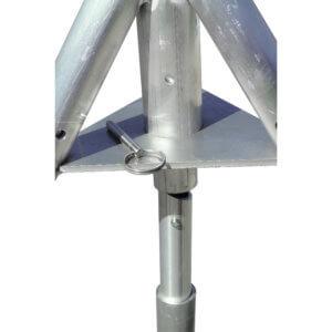 Bottom-up Tripod Mast Assembly 2