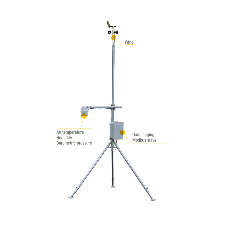 Weather Station MS-120 Features
