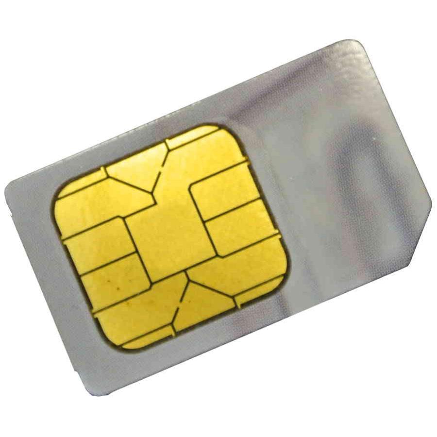 Sim Card Machine-to-machine Cell Phone Data