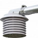 Temperature, Pressure, Humidity Sensor In Radiation Shield