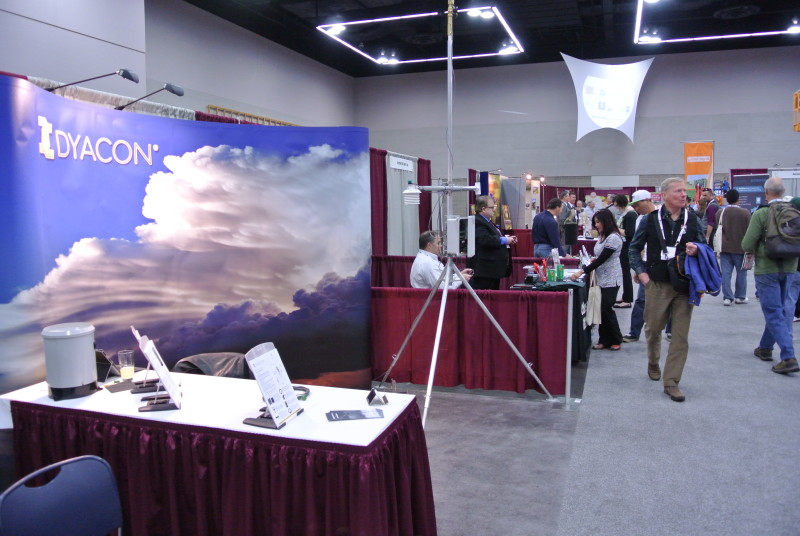 Dyacon Weather Instruments Trade Show