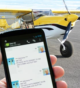 Weather Station Showcase Aviation