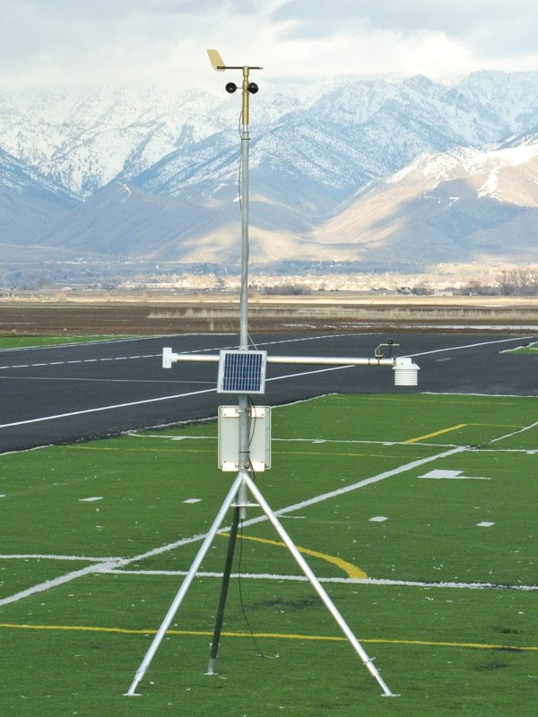 Weather Station Aviation Showcase