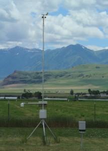 Weather Underground Compatible Dyacon Newton South Weather Station