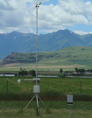 Dyacon Newton South Weather Station