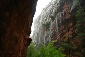 Canyon Showers