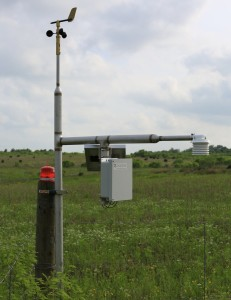STS Helicopter Services Weather Station