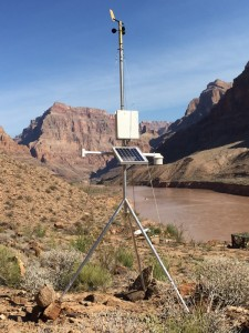 Grand Canyon Weather Station