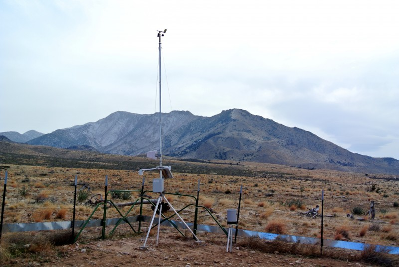 Dyacon Station at Beaver Dam Wash Reserve
