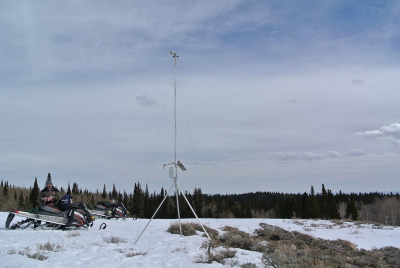 TW Daniels Forest Weather Station