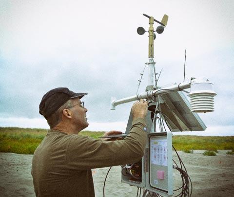 Dyacon Weather Station