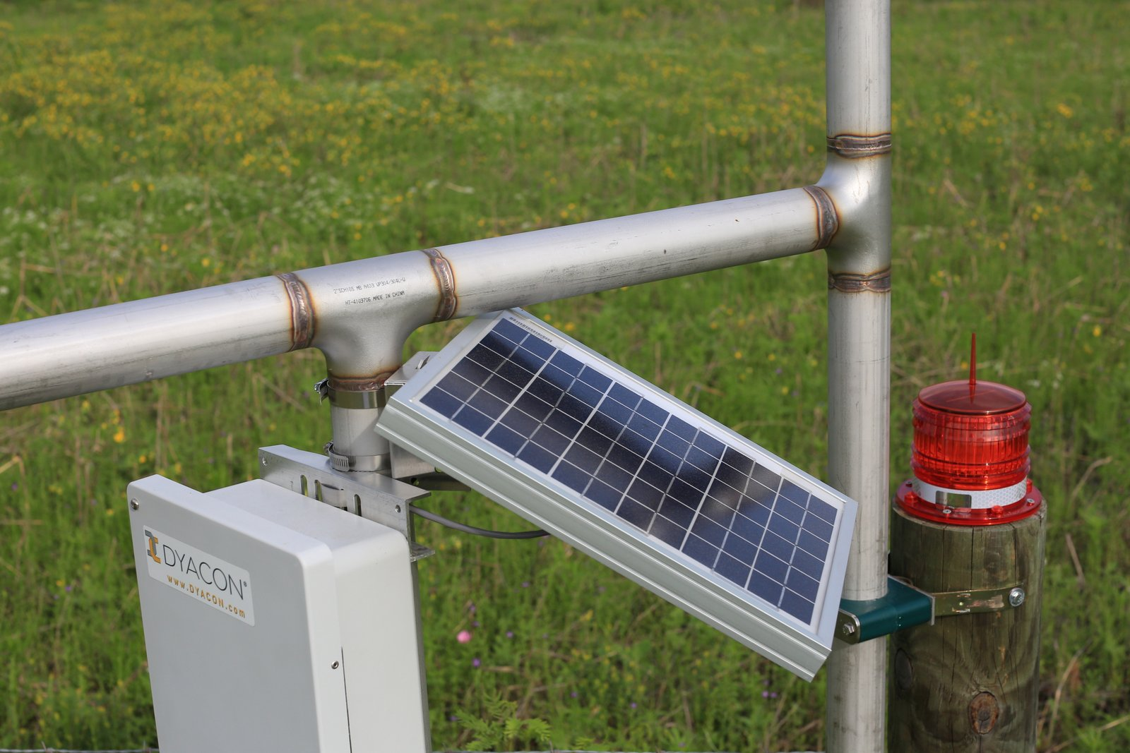 Dyacon Automated Cell Phone Weather Station