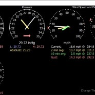 Weather Station Display Software