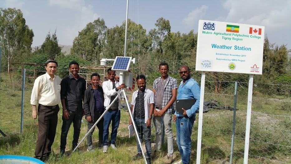 Ethiopian Weather Station