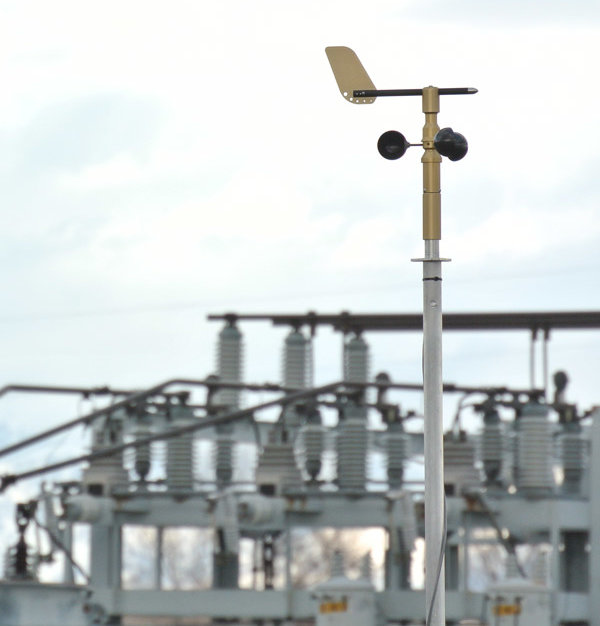 Weather Station Industrial Showcase