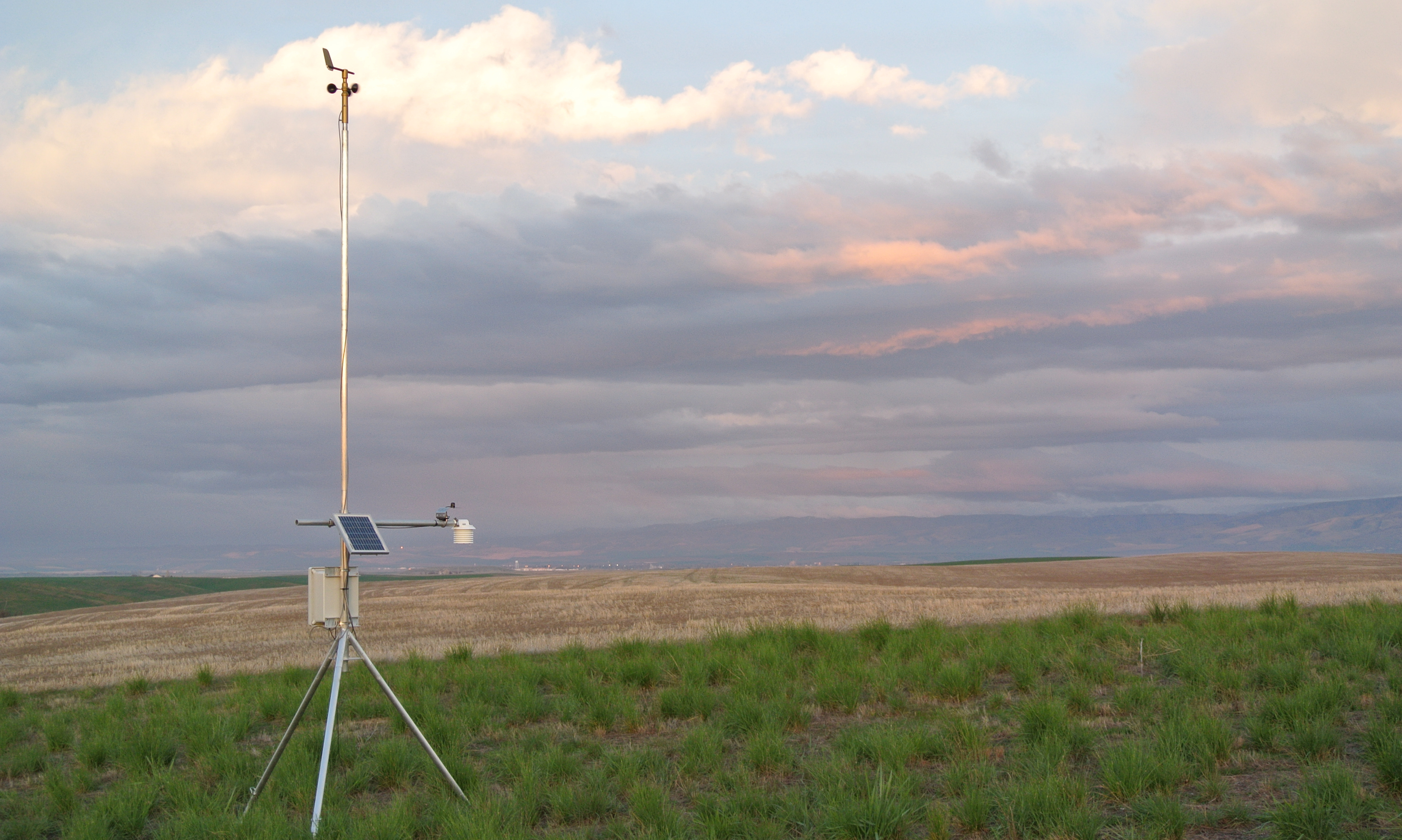 Dyacon Weather Station, Walla Walla