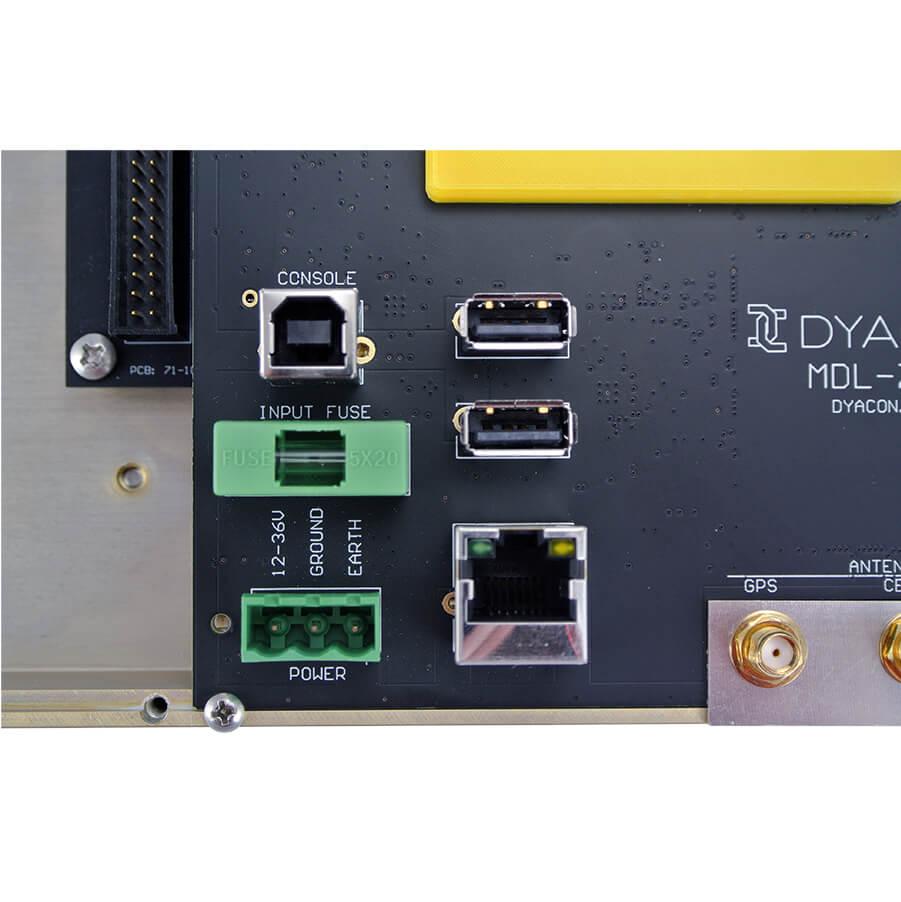 Dyacon MDL-700 Computer I/O